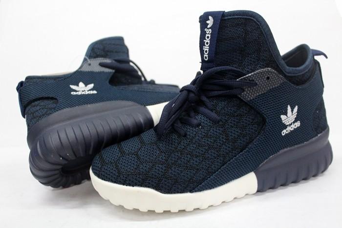 bf18c9751 ... shopping sepatu adidas tubular x primeknit navy sneakerstrainersrunners  54a34 c0139