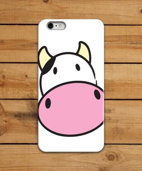 harga Custom case 3d full body print iphone 6 cow 06 Tokopedia.com