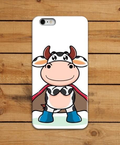 harga Custom case 3d full body print iphone 6 cow 03 Tokopedia.com