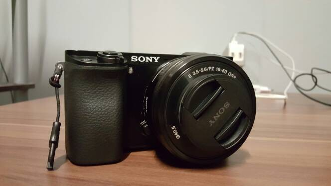 harga Kamera sony a6000 + kit lensa 16-50mm Tokopedia.com