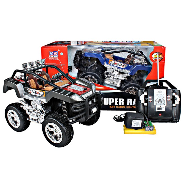 remote control racing jeep - remote control jeep - mainan mobil jeep