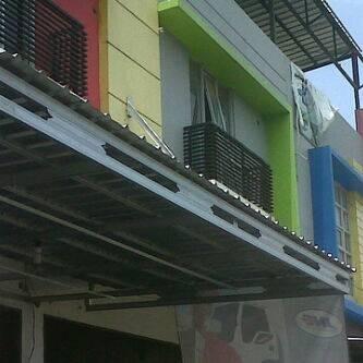 Jual Jasa Pemasangan Kanopi Platform Baja Ringan Urugan Kota