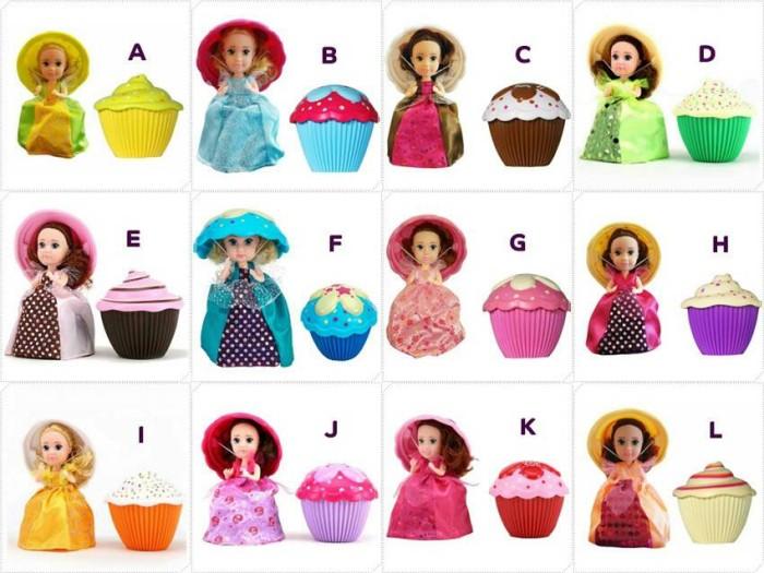 Jual Cupcake princess   mainan kue boneka anak cupcake - clariss ... 2158d20e53