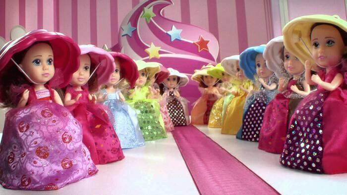Jual Cupcake princess   mainan kue boneka anak cupcake - JESSICA ... 370aaff436