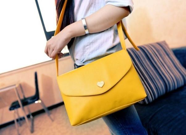 Jual Tas selempang wanita bahan kulit kancing import elegan cantik ... 1f151b7419