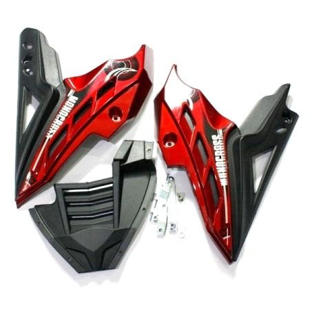 harga Tutup mesin byson merah aksesoris body motor grosir murah Tokopedia.com