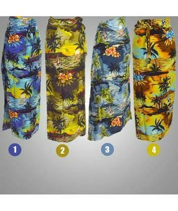 harga Kain pantai bali motif hawaii - tali Tokopedia.com