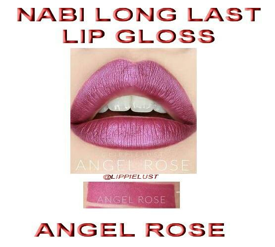 harga Nabi matte long last lip gloss angel rose Tokopedia.com
