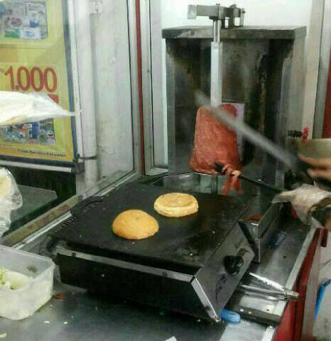 harga Panggangan/loyang/baja/plat/roti bakar/burger/steak dll uk 30x30cm Tokopedia.com