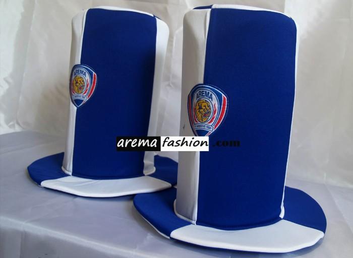 Jual Topi Arema Koboi Biru putih - kaos arema  8a1a7798f3