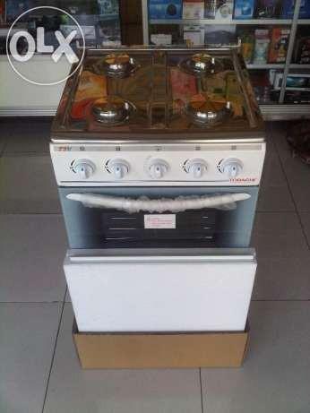 Kompor Gas 4 Tungku Oven Todachi
