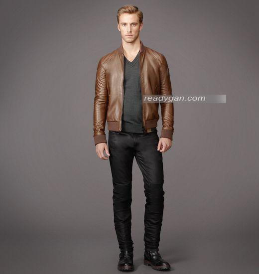 harga Jaket jacket kulit pria ariel blazer semi kulit imitasi sintetis Tokopedia.com
