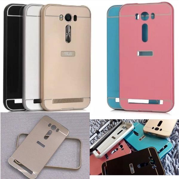 harga Case bumper sleeding asus zenfone 2 ze550ml & ze551ml casing back case Tokopedia.com