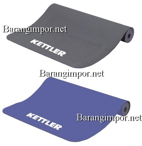 harga Matras yoga / yoga mat original kettler 4.5mm Tokopedia.com