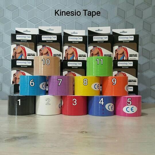 harga Kinesio tape / kinesio taping / penghangat otot Tokopedia.com
