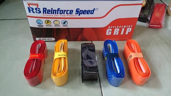 Jual Grip Raket RS Bahan Karet Latex Tebal