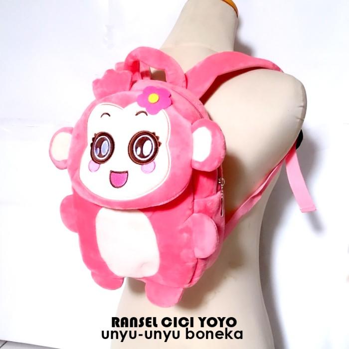 harga Tas ransel anak boneka cici yoyo impor Tokopedia.com