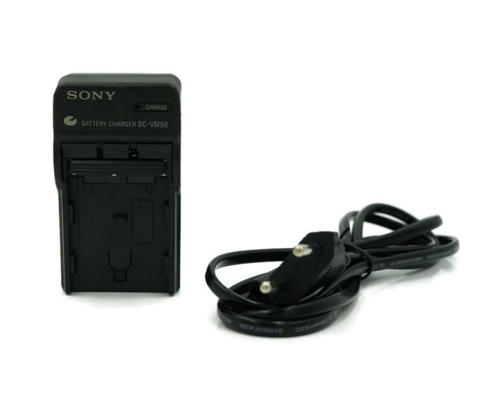 harga Charger sony bc-vm50 for np-fm500/fm50/qm71d/qm91d Tokopedia.com