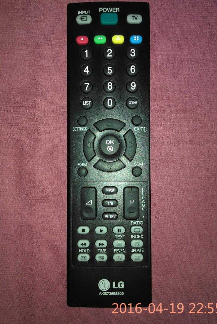 lg tv remote 2016. remote tv lg asli led / lcd original akb73655805 lg tv 2016