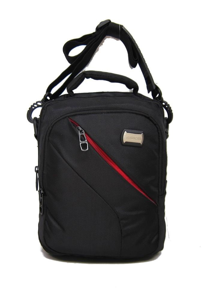 Foto Produk SHICATA Tas Gaul Tablet Hitam  4-2846 dari Tenda Biru Fashion