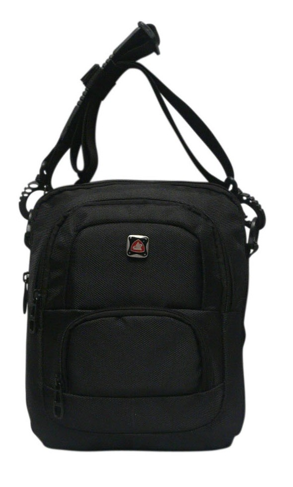Foto Produk SHICATA Tas Gaul Tablet Hitam  4-2889 dari Tenda Biru Fashion