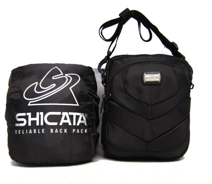 Foto Produk SHICATA Tas Gaul Hitam 4-2867 dari Tenda Biru Fashion