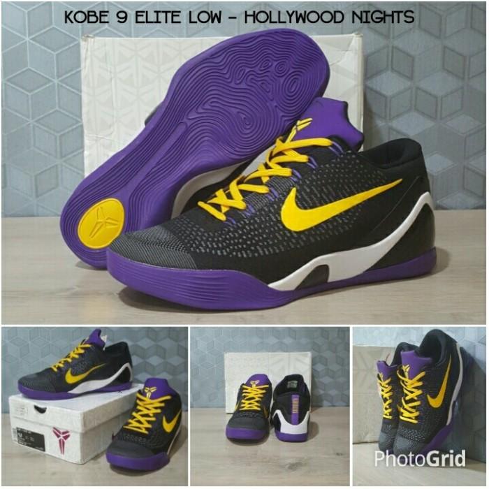 sélection premium 282f9 3a375 Jual sepatu basket kobe 9 (IX) elite low hollywood nights - Jakarta Utara -  footballstore_JKT | Tokopedia