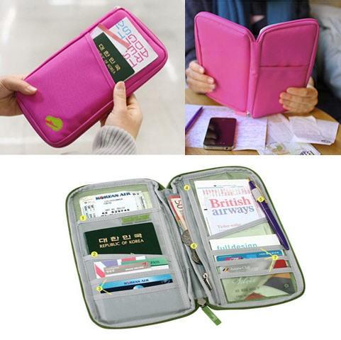 harga Card id holder (passport wallet - dompet paspor dan kartu) Tokopedia.com