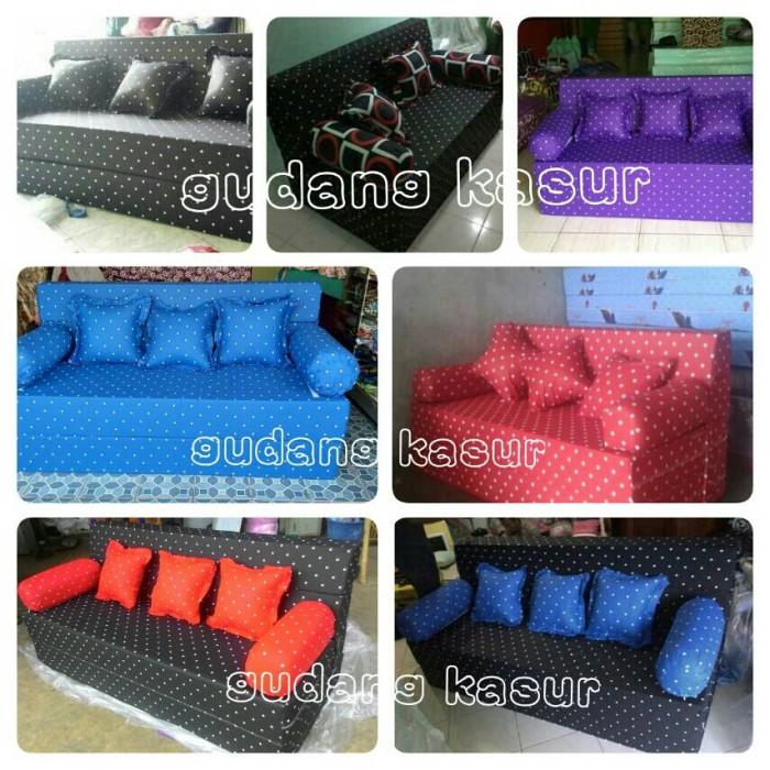harga Sofa bed inoac asli.no1.p200xl180xt20cm Tokopedia.com