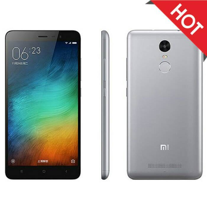 harga Xiaomi redmi note 3 pro 2gb/16gb grey Tokopedia.com