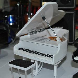 harga Miniatur piano putih Tokopedia.com