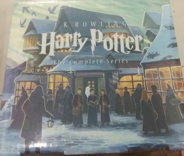 harga Harry Potter Collection Box Set Tokopedia.com