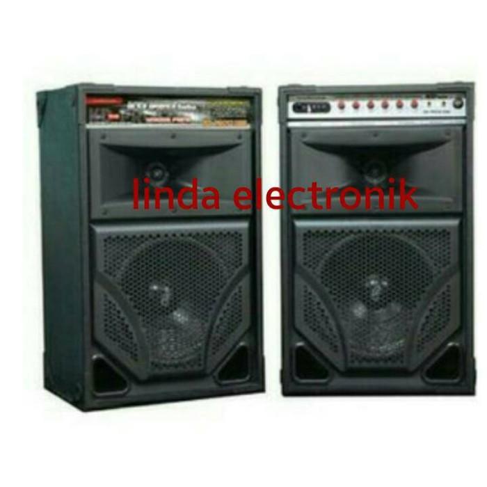 harga Speaker aktif roadmaster profesional kd 12  usb Tokopedia.com