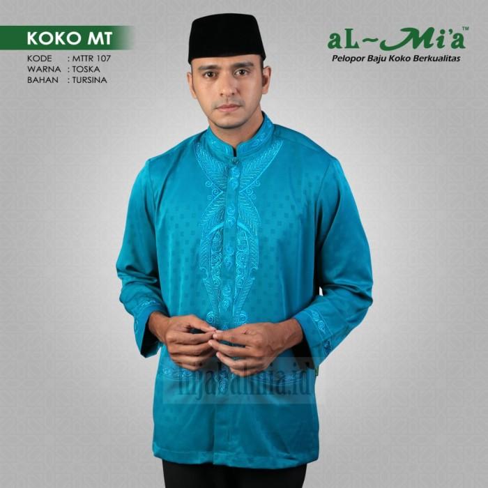 Baju koko/Koko Muslim/ Koko Al-Mi'a MTTR 107