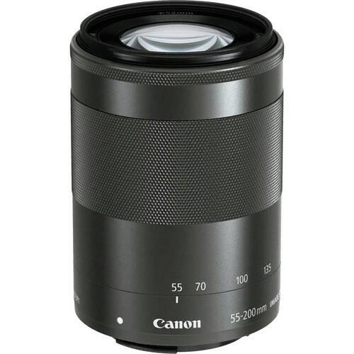 harga Lensa canon e-fm 55-200mm is stm / lensa mirrorless eos m Tokopedia.com