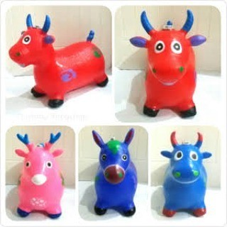 harga Mainan kuda-kudaan karet / animal jumping balita Tokopedia.com