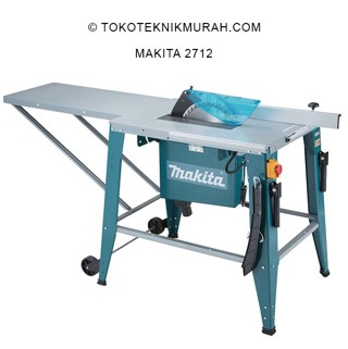 harga Makita 2712 mesin meja gergaji potong kayu / table saw 315 mm Tokopedia.com