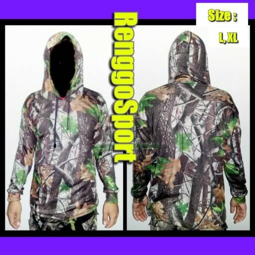 harga Kaos baju camo army hoody camo 3d lengan panjang Tokopedia.com