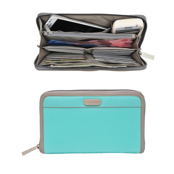 D'renbellony Smartphone Organizer - Turquoise / Dompet HP / Dompet HPO
