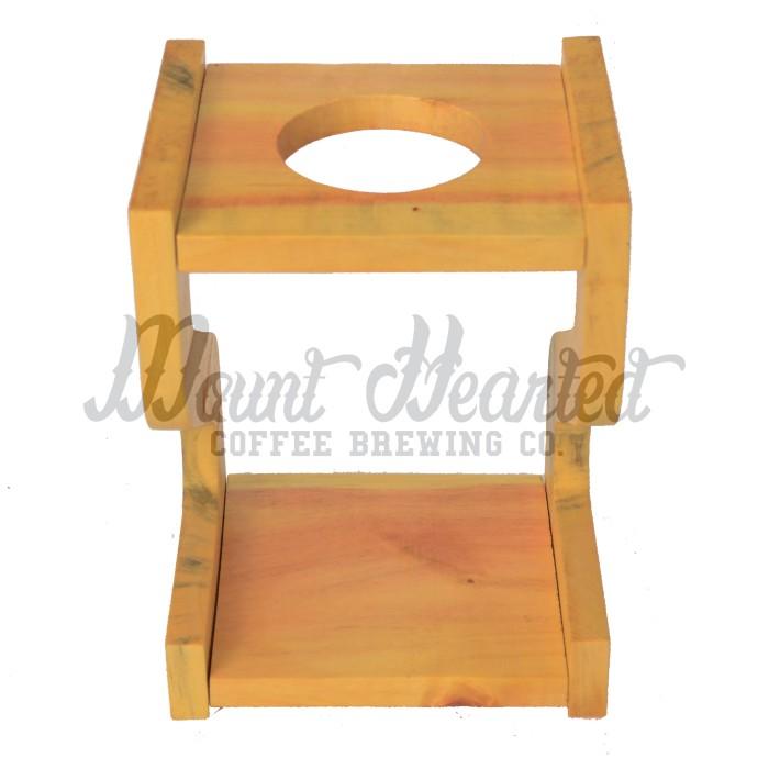 Pour Over Coffee Stand for V60, Vietnam Drip, Aeropress, Single Tinggi
