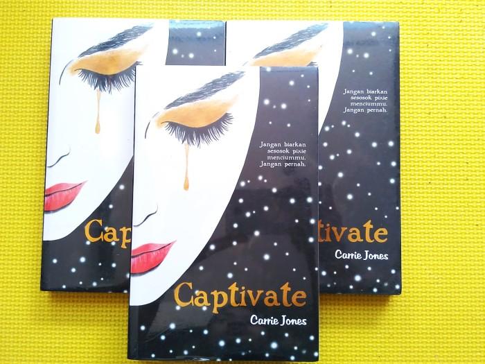 harga Captivate (carrie jones) Tokopedia.com