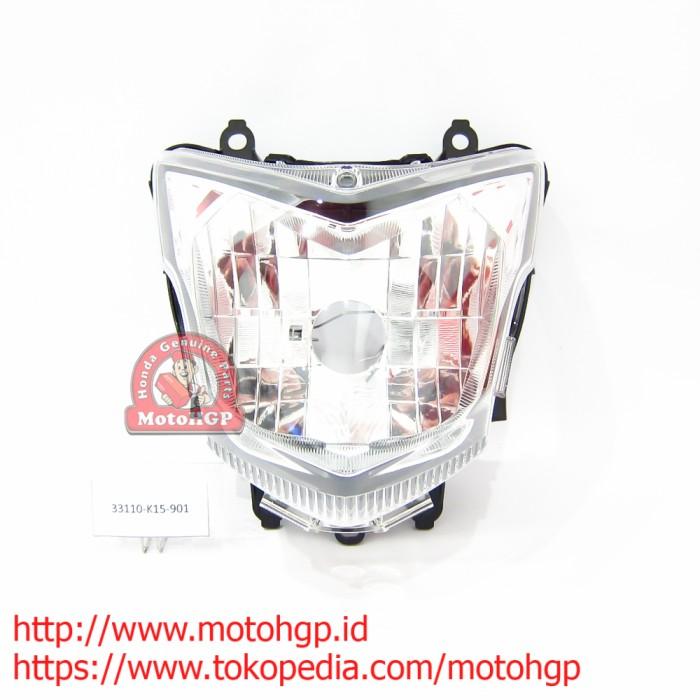 harga Reflektor lampu depan cb 150 r streetfire (33110-k15-901) Tokopedia.com