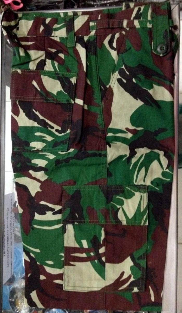 harga Celana panjang loreng pdl bahan original drill tni ukuran besar 38 40 Tokopedia.com
