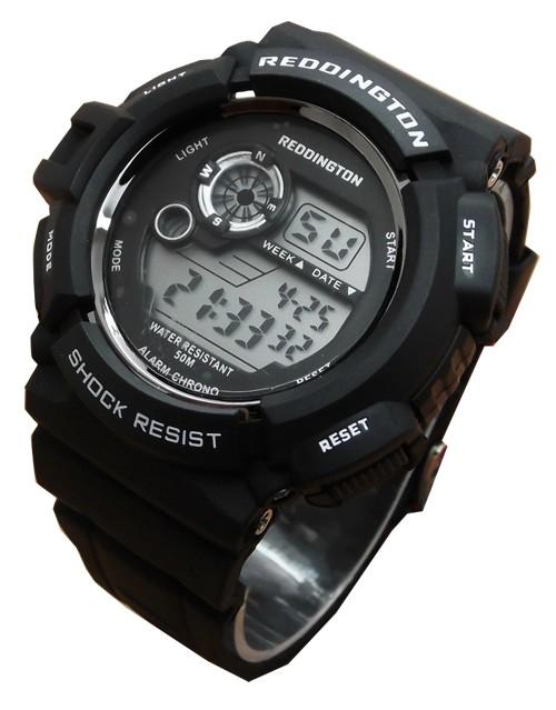 harga Jam tangan dualtime original reddington r0939 hitam putih Tokopedia.com
