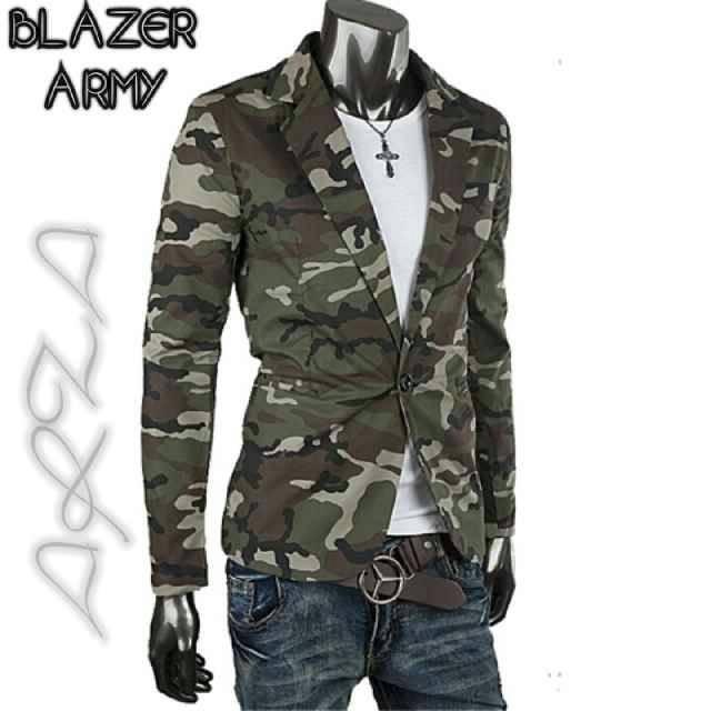 Army blazer blazer army tentara