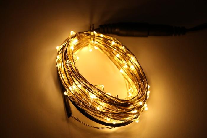 Jual Fairy Lights Micro Led String Light Lampu Hias Unik