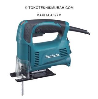 harga Makita 4327 m / 4327m mesin gergaji kayu ukir jigsaw Tokopedia.com