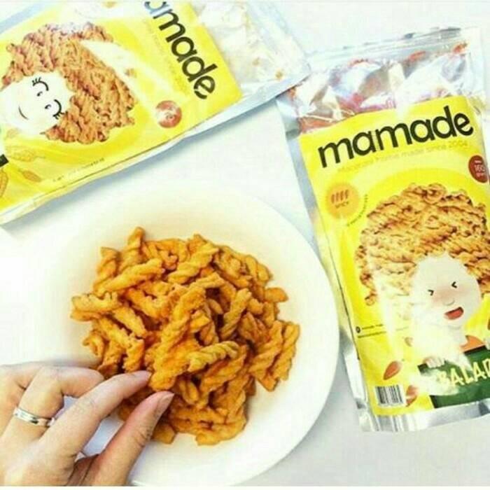 Kripik Makaroni Mamade Full Size .