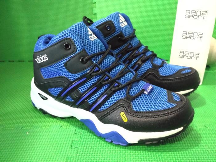 harga Sepatu tracking / hiking adidas terrex 485 blue black Tokopedia.com