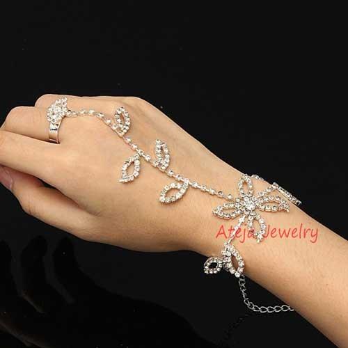 harga Gelang cincin bunga india Tokopedia.com
